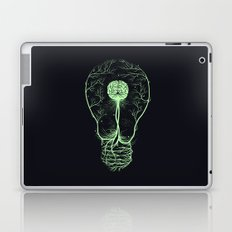 Enlightenment {Green} Laptop & iPad Skin