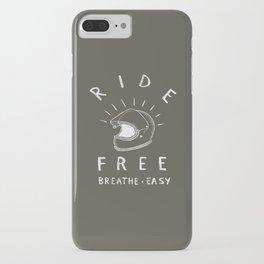 breathe easy iPhone Case