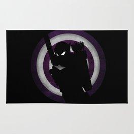 SuperHeroes Shadows : Hawkeye Rug
