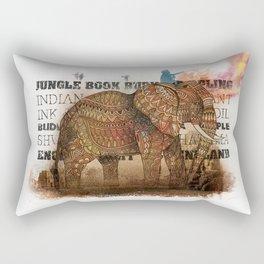 Savatthi elephant Rectangular Pillow