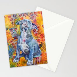 Pepporoni Dreams Stationery Cards