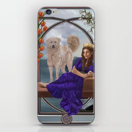 Hecuba iPhone Skin