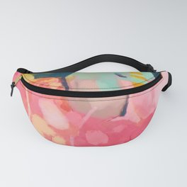 spring moon earth garden Fanny Pack