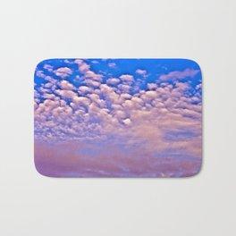 Strawberry Skies Bath Mat