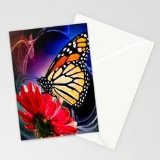Butterfly Summer Dance  Stationery Cards