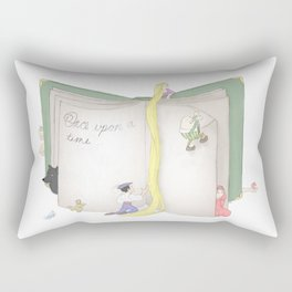 Once Upon a Time Rectangular Pillow