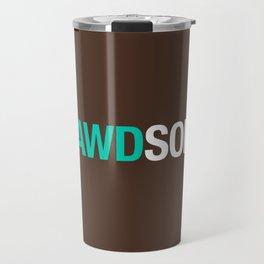 AWDSOME v3 HQvector Travel Mug