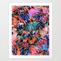 San Jaun {E} Art Print
