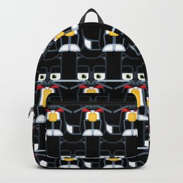 Super cute animals - Cute Kitty Cat Black Backpack