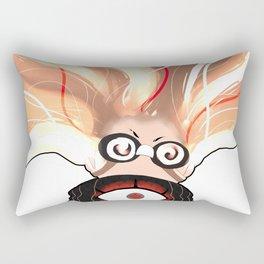 Electro Movement Rectangular Pillow