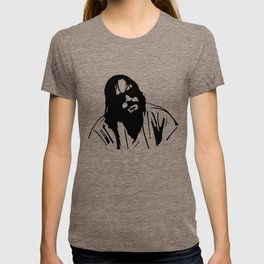The Dude Abides The Big Lebowski T-shirt