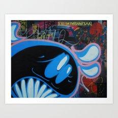MuckyMUCK Art Print