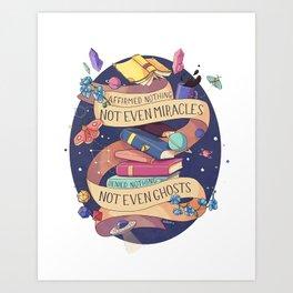 Combeferre Art Print