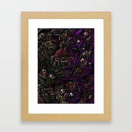 Skumbiez Framed Art Print