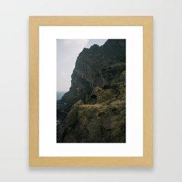 Seongsan Framed Art Print