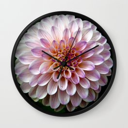Full Spring Geometry Wall Clock
