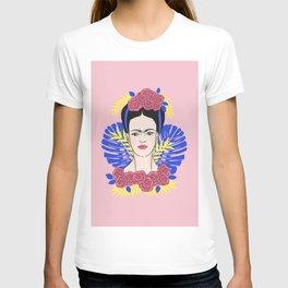 Tribute to Frida #1 T-shirt