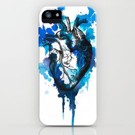 Tell Tale Heart Nr.23 iPhone Case