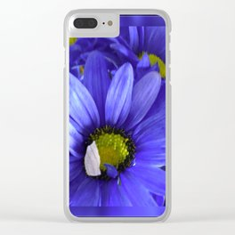 I Have The Blues For You Clear iPhone Case