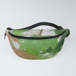 Sitting by the pond Fanny Pack