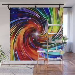 Singularity Wall Mural