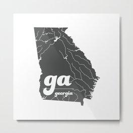 Georgia Metal Print