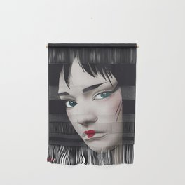 Geisha 2.0 Wall Hanging