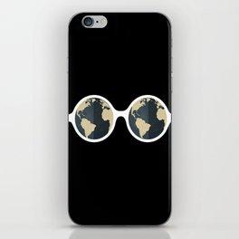 Astronaut's View iPhone Skin