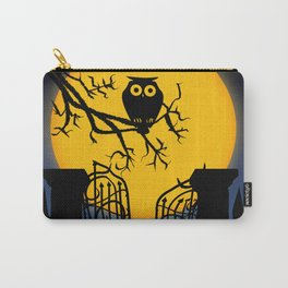 Spooky Halloween 4 Carry-All Pouch