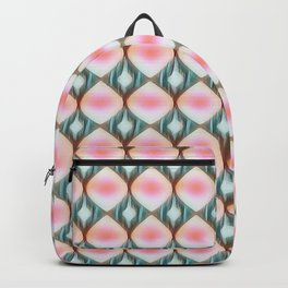 Raindrop Pink Backpack