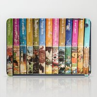 books iPad Cases featuring Books by christennoelle