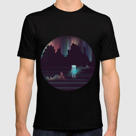 the adventure continues ! T-shirt