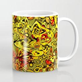 Abstraction. The heat of summer. Coffee Mug