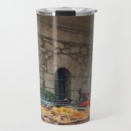 Les Halles, Biarritz Travel Mug