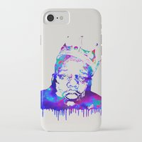 notorious big iPhone & iPod Cases featuring Notorious by Fimbis