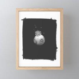 Deep Sea Flowers Framed Mini Art Print