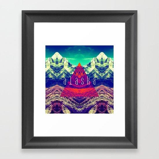 alaska Framed Art Print