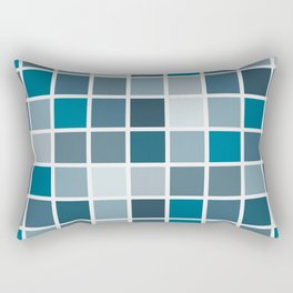 I'm Blue Rectangular Pillow