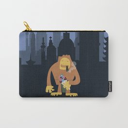Nagmamahal, Kapre (Philippine Mythological Creatures Series #3) Carry-All Pouch