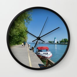 St. Catherines, Ontario Wall Clock