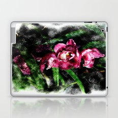 Rose Orchids Mirage Laptop & iPad Skin
