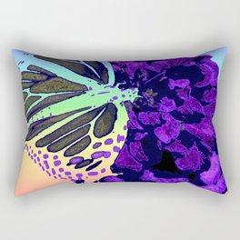 BOWBUTTR Rectangular Pillow