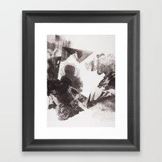 Hindsight Framed Art Print