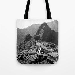Machu Picchu v.2 Tote Bag