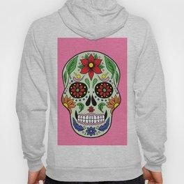 Colorful Skull VII Hoody