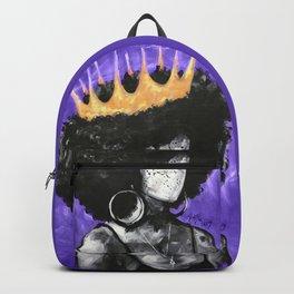 Naturally Queen II PURPLE Backpack