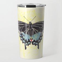 Small Spicebush Swallowtail Travel Mug