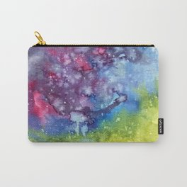 Abstract Galaxy Carry-All Pouch