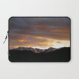 Sunset on Trail Ridge 3 Laptop Sleeve