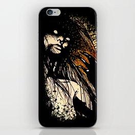 Wind Walker iPhone Skin